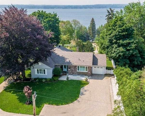 145 Shanty Bay Rd, Barrie, ON L4M 1E1 (#S5300779) :: Royal Lepage Connect