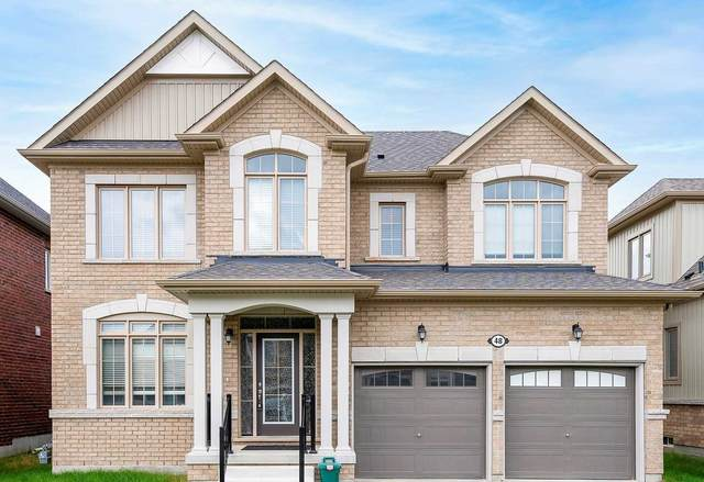 48 Mclean Ave, Collingwood, ON L9Y 3Z6 (#S5308710) :: The Ramos Team