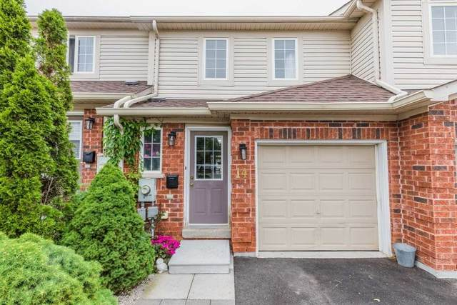 430 E Mapleview Dr #14, Barrie, ON L4N 0R9 (#S5309229) :: The Ramos Team