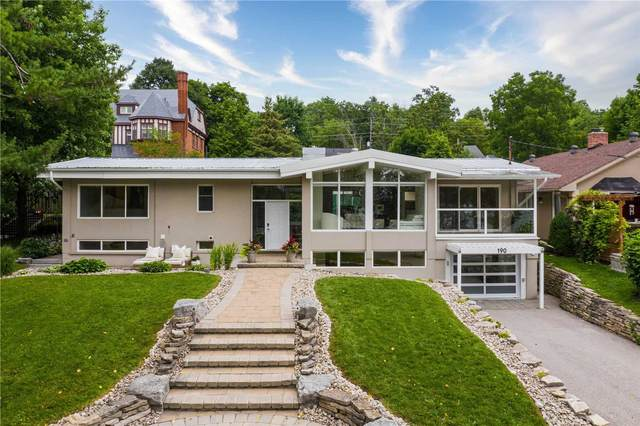 190 Kempenfelt Dr, Barrie, ON L4M 1C2 (#S5311320) :: The Ramos Team