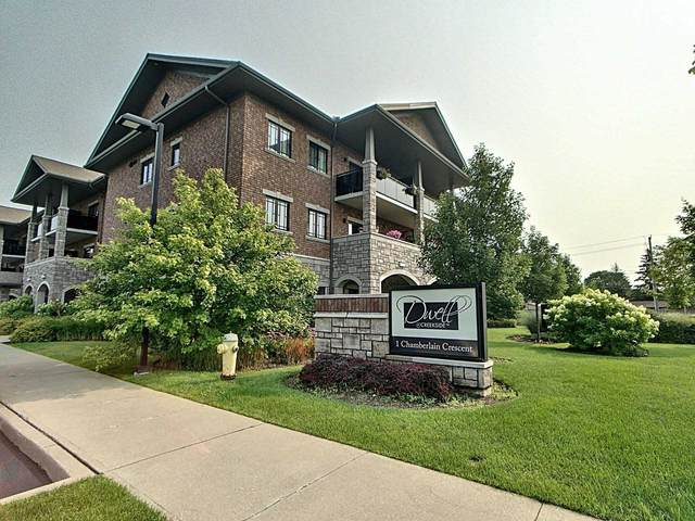 1 Chamberlain Cres #107, Collingwood, ON L9Y 0E3 (#S5312761) :: The Ramos Team