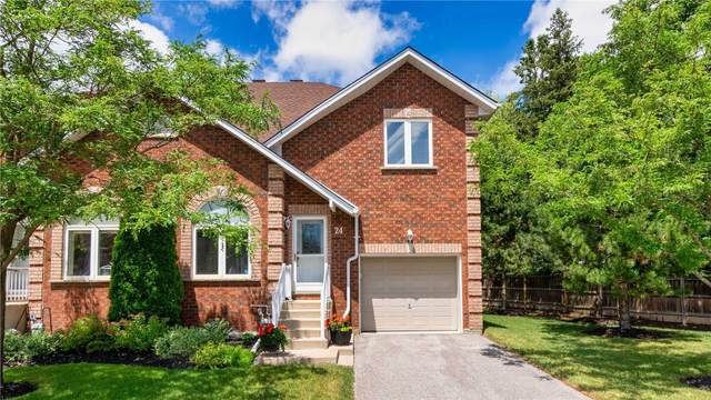 358 Little Ave #24, Barrie, ON L4N 2Z6 (#S5314095) :: The Ramos Team