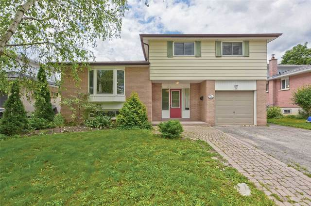 24 Glenecho Dr, Barrie, ON L4M 4J3 (#S5319067) :: The Ramos Team