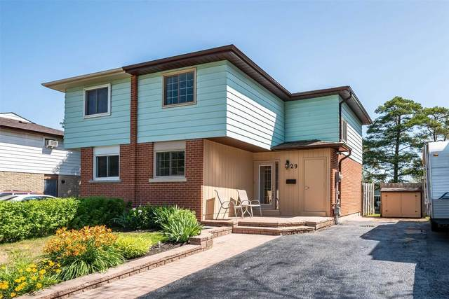 29 Chaucer Cres, Barrie, ON L4N 4T8 (#S5321089) :: The Ramos Team
