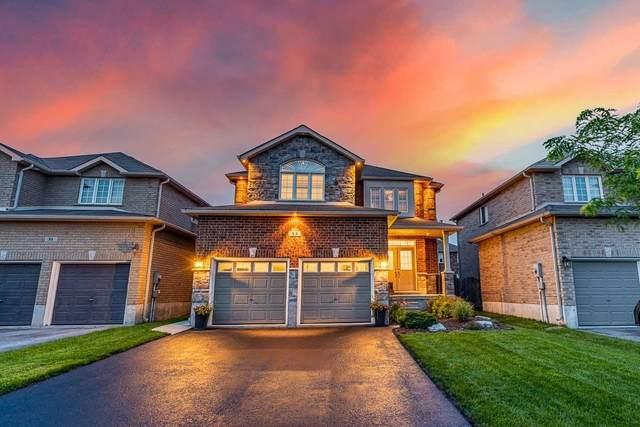 33 Graihawk Dr, Barrie, ON L4N 6G7 (MLS #S5323655) :: Forest Hill Real Estate Inc Brokerage Barrie Innisfil Orillia