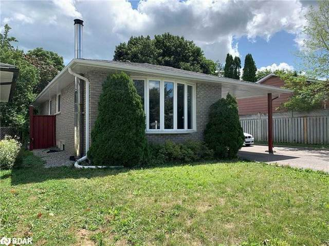 269 Cook St, Barrie, ON L4M 4H7 (#S5325010) :: The Ramos Team
