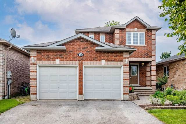 128 Monique Cres, Barrie, ON L4M 6Y8 (#S5326847) :: The Ramos Team