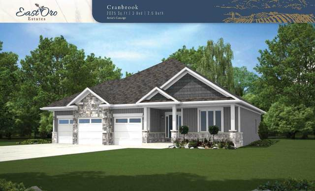 Lot 1 Eagle Way Crt, Oro-Medonte, ON L0L 1T0 (#S5327778) :: Royal Lepage Connect