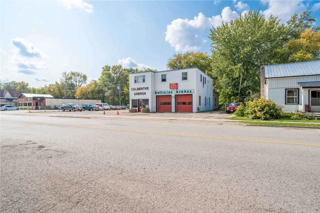 46 Coldwater St, Severn, ON L0K 1E0 (#S5341932) :: Royal Lepage Connect