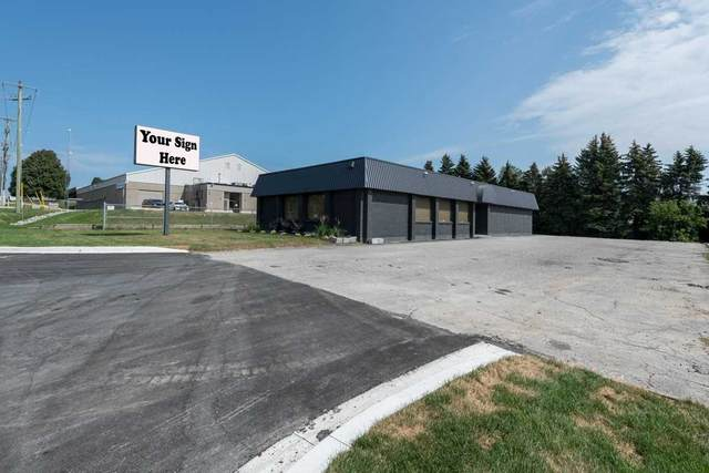 65 Bell Farm Rd, Barrie, ON L4M 5G1 (#S5364774) :: Royal Lepage Connect