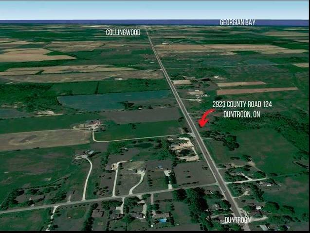 2923 Country Rd. 124 Rd, Clearview, ON L0M 1S0 (#S5371145) :: Royal Lepage Connect