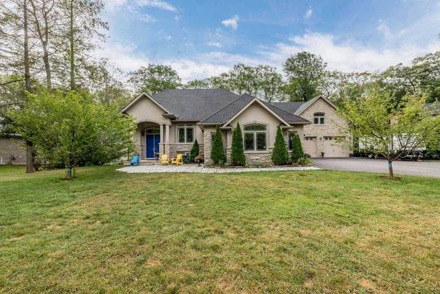 1211 Seadon Rd, Springwater, ON L4M 5E2 (#S5373494) :: Royal Lepage Connect