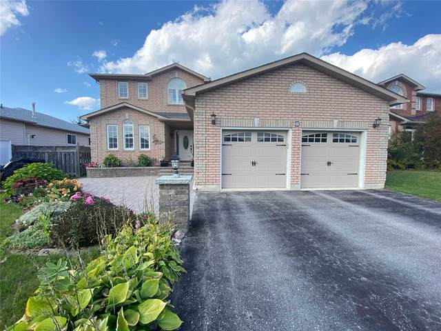8 Irene Dr, Barrie, ON L4N 0Y7 (#S5375369) :: Royal Lepage Connect