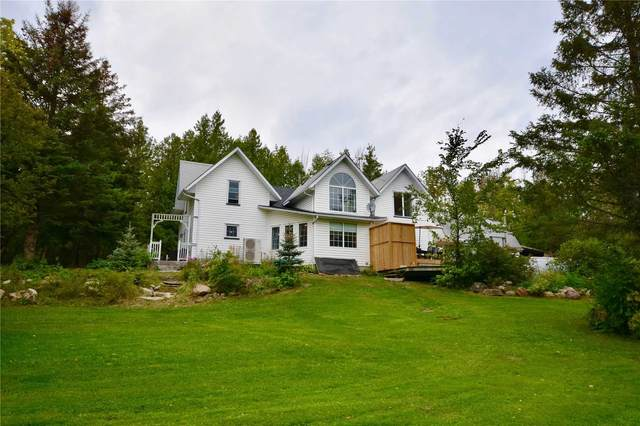 2763 Triple Bay Rd, Tay, ON L0K 1R0 (#S5379670) :: Royal Lepage Connect