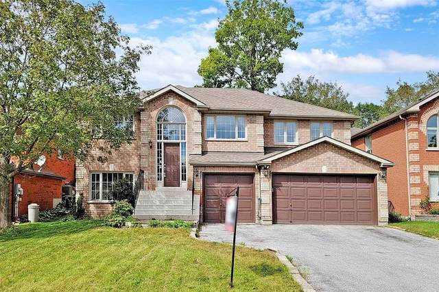 4 Oates Lane, Barrie, ON L4N 8M4 (#S5380155) :: Royal Lepage Connect