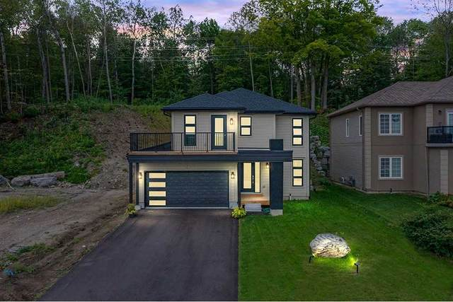 716 Aberdeen Blvd, Midland, ON L4R 5P1 (#S5385451) :: Royal Lepage Connect
