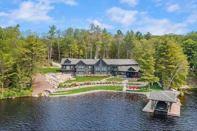 2986 Maclean Lake N Shore Rd, Severn, ON L0K 1E0 (#S5387453) :: Royal Lepage Connect