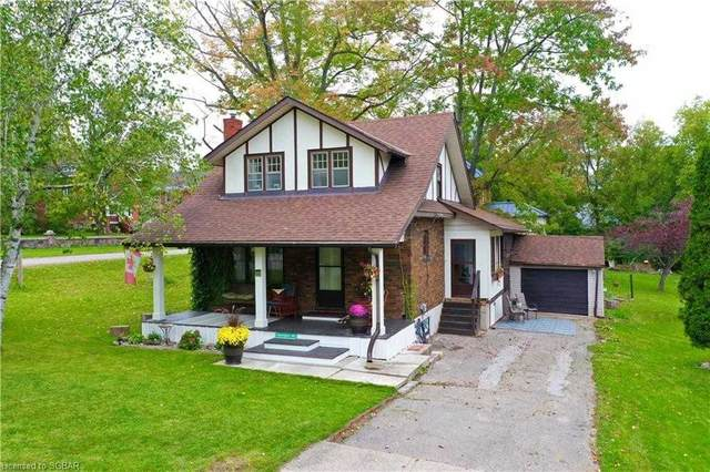 450 Armstrong St, Tay, ON L0K 1R0 (#S5391473) :: Royal Lepage Connect