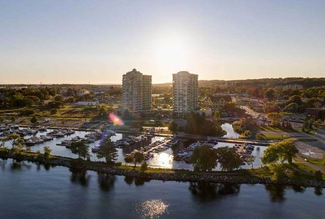 6 Toronto St #707, Barrie, ON L4N 9R2 (#S5392167) :: Royal Lepage Connect