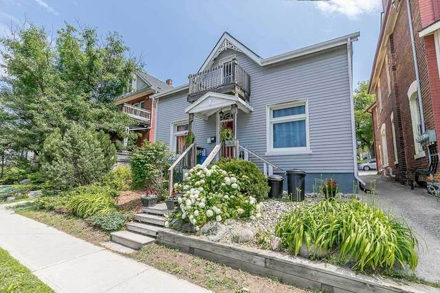 103 Mulcaster St, Barrie, ON L4M 3M7 (#S5394003) :: Royal Lepage Connect