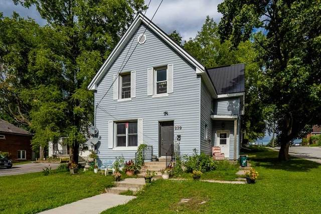 239 Manly St, Midland, ON L4R 3C4 (#S5396820) :: Royal Lepage Connect