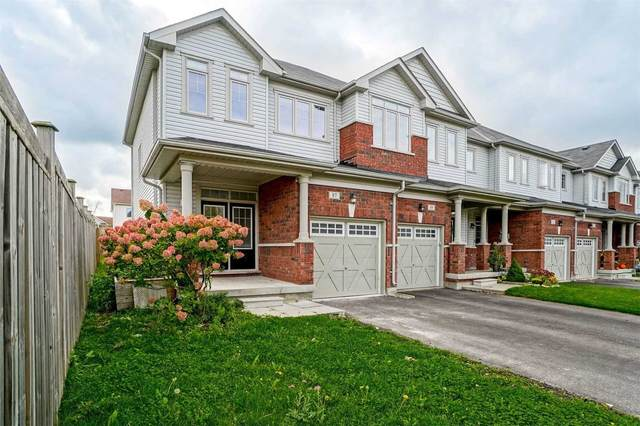 87 Pearcey Cres, Barrie, ON L4N 6R7 (#S5398910) :: Royal Lepage Connect