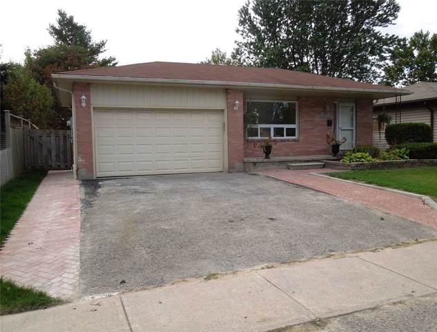 478 Leacock Dr, Barrie, ON L4N 5P8 (#S5399960) :: Royal Lepage Connect