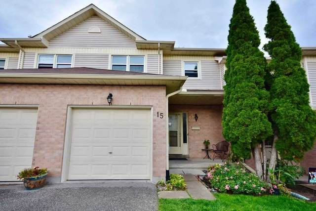 120 D'ambrosio Dr #15, Barrie, ON L4N 7W3 (#S5400195) :: Royal Lepage Connect