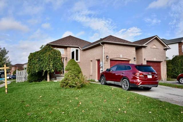 87 Rundle Cres, Barrie, ON L4N 8E6 (#S5400470) :: Royal Lepage Connect