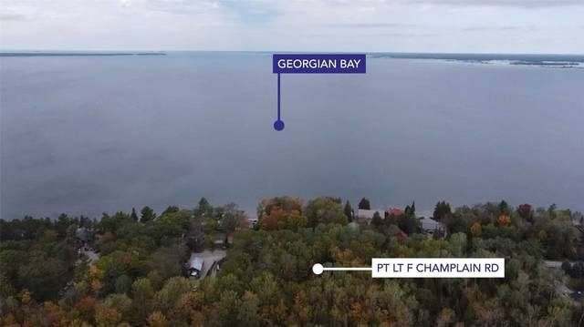Pt Lt F Champlain Rd, Tiny, ON L9M 0B6 (#S5400527) :: Royal Lepage Connect