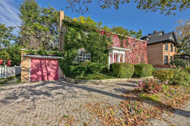42 W Wellington St, Barrie, ON L4N 1K3 (#S5401506) :: Royal Lepage Connect