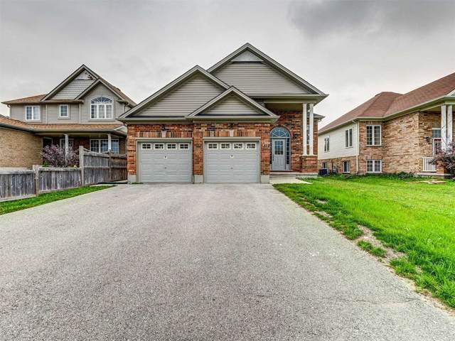 372 Georgian Dr, Barrie, ON L4M 7B6 (#S5401883) :: Royal Lepage Connect