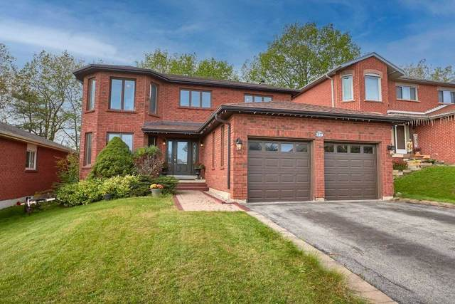 320 Leacock Dr, Barrie, ON L4N 6J8 (#S5402026) :: Royal Lepage Connect