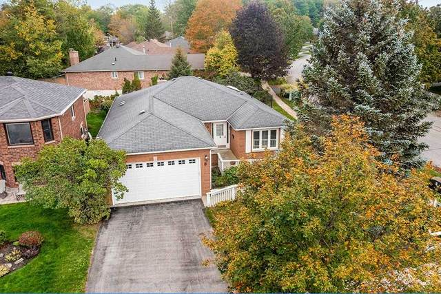 8 Geddes Cres, Barrie, ON L4N 7B3 (#S5402440) :: Royal Lepage Connect