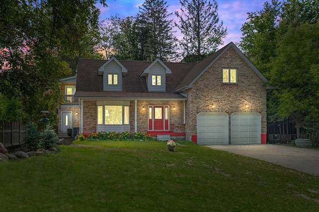 11 Little Lake Dr, Barrie, ON L4M 7B9 (#S5403202) :: Royal Lepage Connect