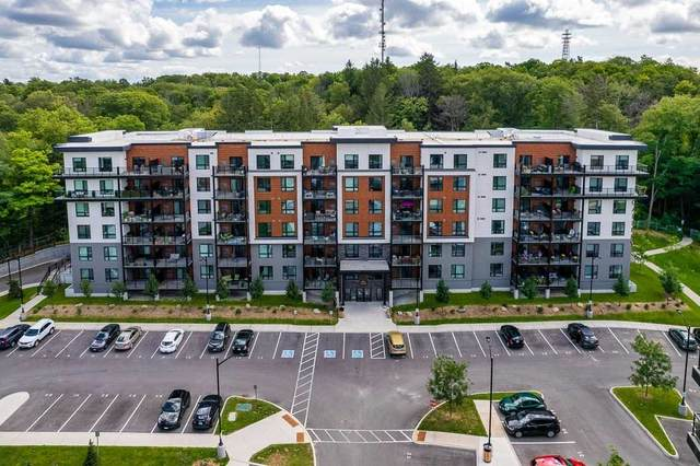 304 Essa Rd #505, Barrie, ON L9N 9C5 (#S5403273) :: Royal Lepage Connect