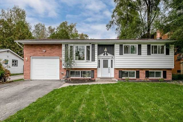144 Edgehill Dr, Barrie, ON L4N 1M1 (#S5403490) :: Royal Lepage Connect