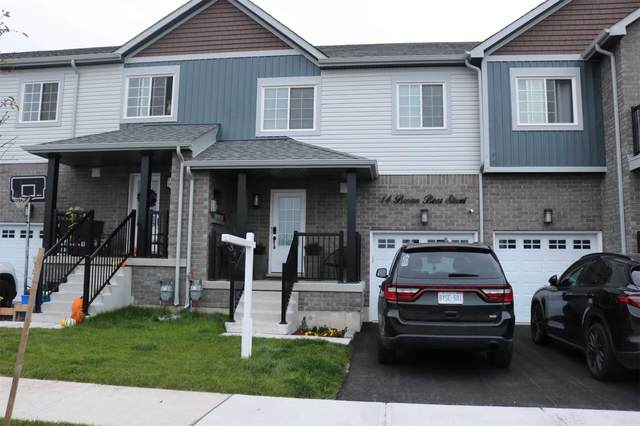 14 E Brown Bear St, Barrie, ON L9J 0H8 (#S5403556) :: Royal Lepage Connect