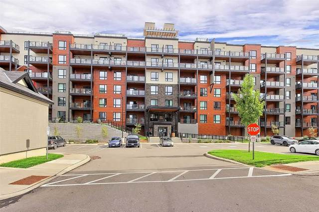 302 Essa Rd #112, Barrie, ON L4N 6X4 (#S5404520) :: Royal Lepage Connect