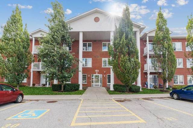 49 Jacobs Terr #307, Barrie, ON L4N 2N8 (#S5407838) :: Royal Lepage Connect