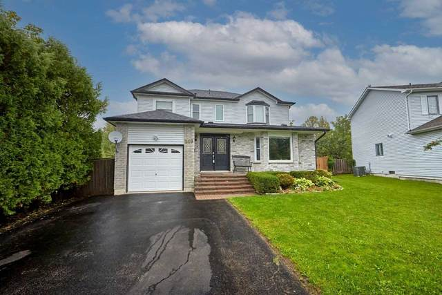 269 Mary Anne Dr, Barrie, ON L4N 5M5 (#S5409638) :: Royal Lepage Connect