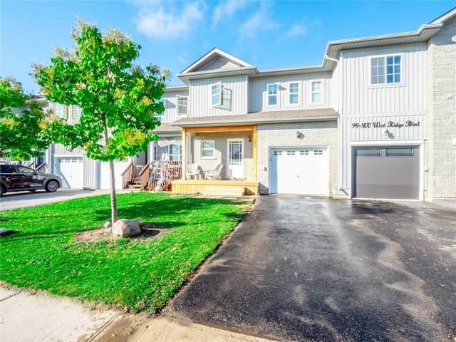 800 West Ridge Blvd #100, Orillia, ON L3V 0A1 (#S5410128) :: Royal Lepage Connect