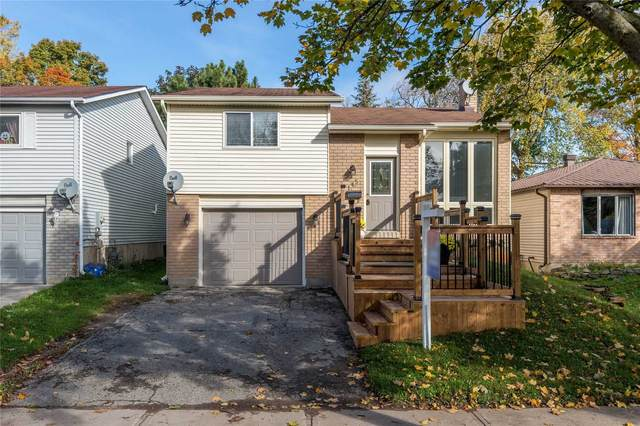145 Hickling Tr, Barrie, ON L4M 5T7 (#S5411621) :: Royal Lepage Connect