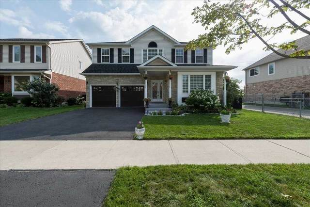 19 Thrushwood Dr, Barrie, ON L4N 0Z1 (#S5411709) :: Royal Lepage Connect
