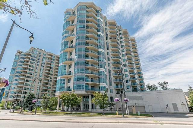 6 Toronto St Ph4, Barrie, ON L4N 9R2 (#S5414112) :: Royal Lepage Connect