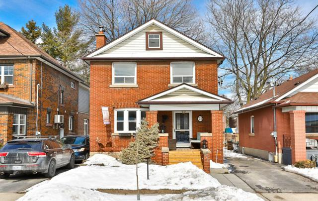 22 W Lippincott St, Toronto, ON M9N 1B4 (#W4379080) :: Jacky Man | Remax Ultimate Realty Inc.