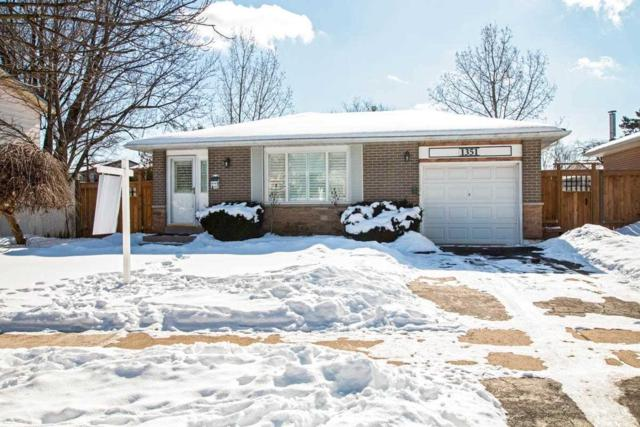 1351 Odessa Cres, Oakville, ON L6H 1R9 (#W4379286) :: Jacky Man | Remax Ultimate Realty Inc.
