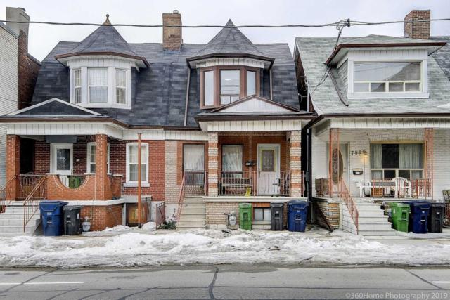 784 A Dovercourt Rd, Toronto, ON M6H 2X3 (#W4380163) :: Jacky Man | Remax Ultimate Realty Inc.