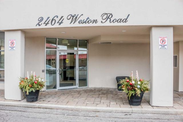 2464 Weston Rd #901, Toronto, ON M9N 0A2 (#W4382115) :: Jacky Man | Remax Ultimate Realty Inc.