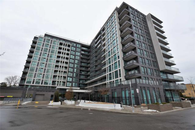 80 Esther Lorrie Dr #515, Toronto, ON M9W 0C6 (#W4382305) :: Jacky Man | Remax Ultimate Realty Inc.